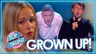 They've Come A Long Way! Britain's Got Talent: The Champions 2019 | Top Talent