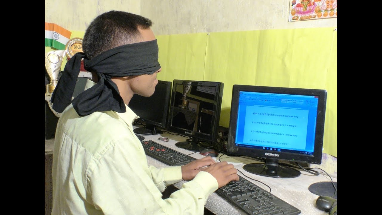 World fastest typing। amazing Typist। kamaal hai