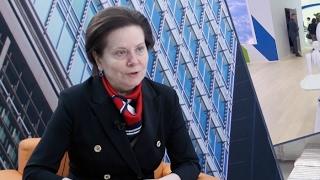 Наталья Комарова (Губернатор Ханты-Мансийского АО - Югры) | Интервью | Телеканал «Страна»