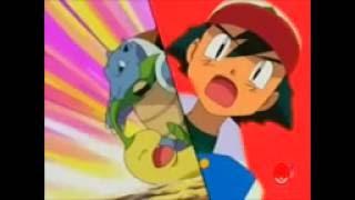 Pokémon Ash vs Gary War AMV