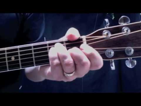 Layla Acoustic Guitar Lesson Youtube