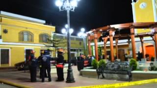 Ejecutan a ocho agentes de la Policía Nacional Civil en Salcajá.