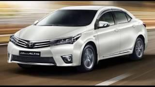 Toyota Corolla Altis 2018 Features And Exterior Design