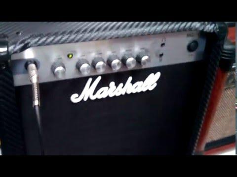 Что будет если классическую гитару подключить в комбик