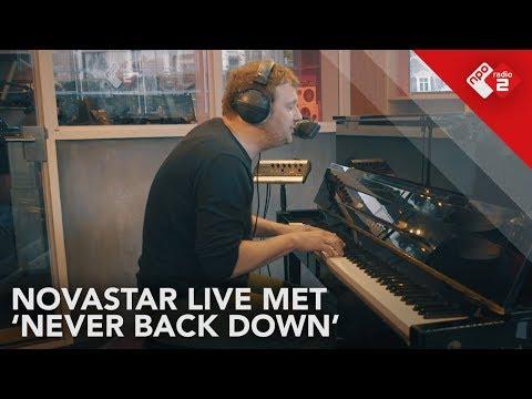 Novastar - 'Never Back Down' live   NPO Radio 2