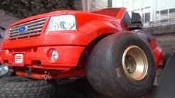 Armando un KARTING en un AUTO DE JUGUETE power wheels! | #1