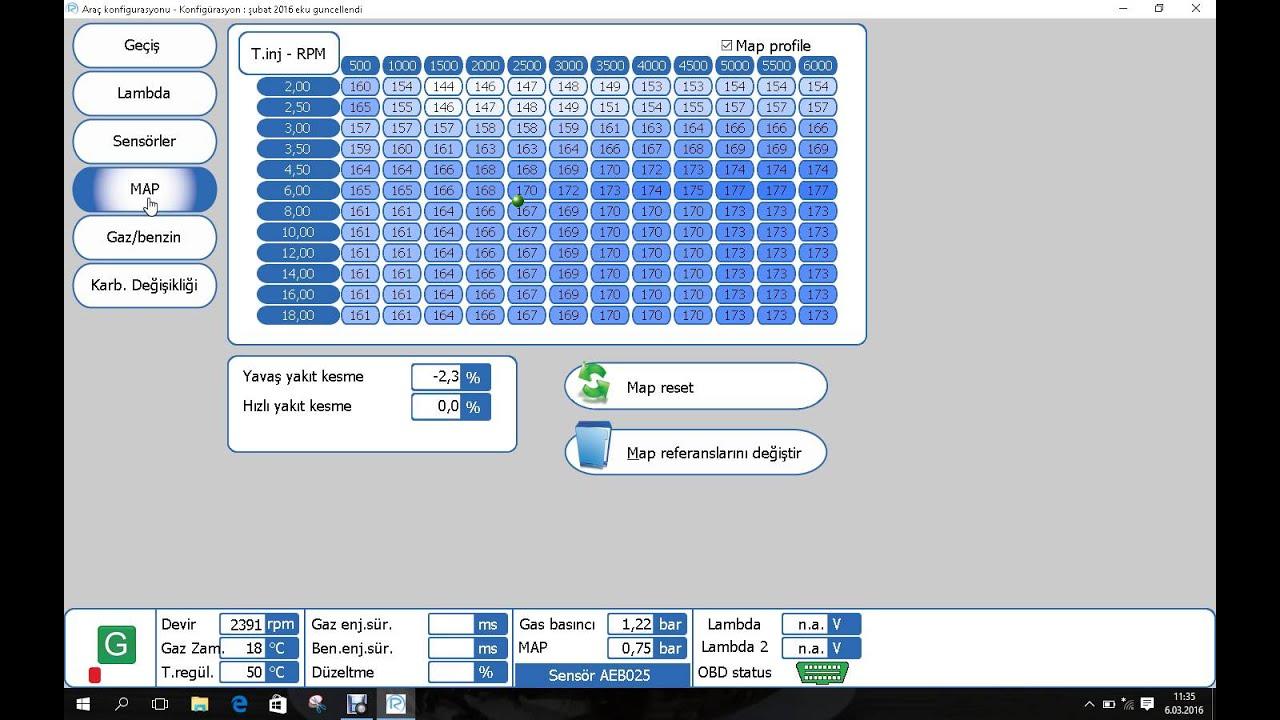 Romano Lpg Wiring Diagram Free Download Rsn Obd2enjektrler Fast Tekli Aktif Edilmesi Yolda Symbols At