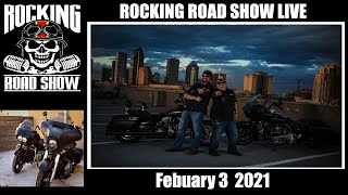 Rocking Road Show Live: Motorcycle Safety And Equipment
