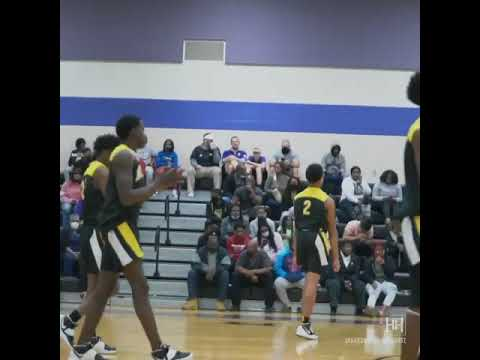 East Laurens Middle School Boys'Basketball- Josiah Billups 7th grade