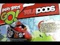 Angry Birds Go new game, Telepods, El coche de carreras de los Angry Birds,