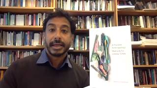 A Book Talk With Anand Pandian For A Possible Anthropology