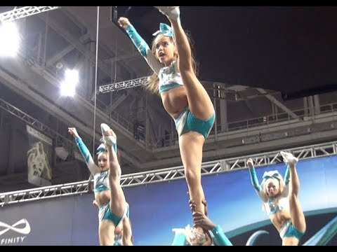 Angel Carter Cheer Extreme Raleigh