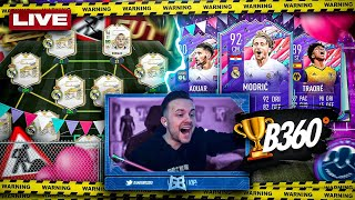 FIFA 21: FUT BIRTHDAY Pack Opening / SBC´s 🔥 WL Team Bau + NoHandGaming Charity Cup💥