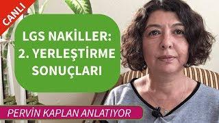 LGS NAKİLLER 2 YERLEŞTİRME SONUÇLARI
