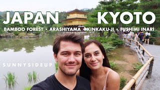 KYOTO SIGHTSEEING - SUNNYSIDEUP IN JAPAN - what to see in Kyoto