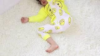 Брендовые хлопковые футболки для мальчиков и девочек одежда маленьких детские с принтом длинными