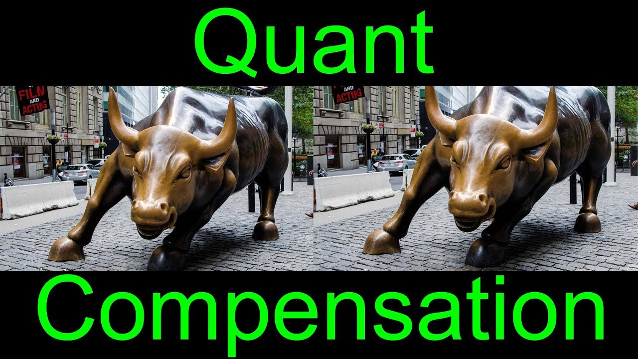 What Quants make what money?   QuantNet Community
