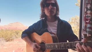 """Anthony Frijia - Shook"""" Van Sessions // live from Sedona"""