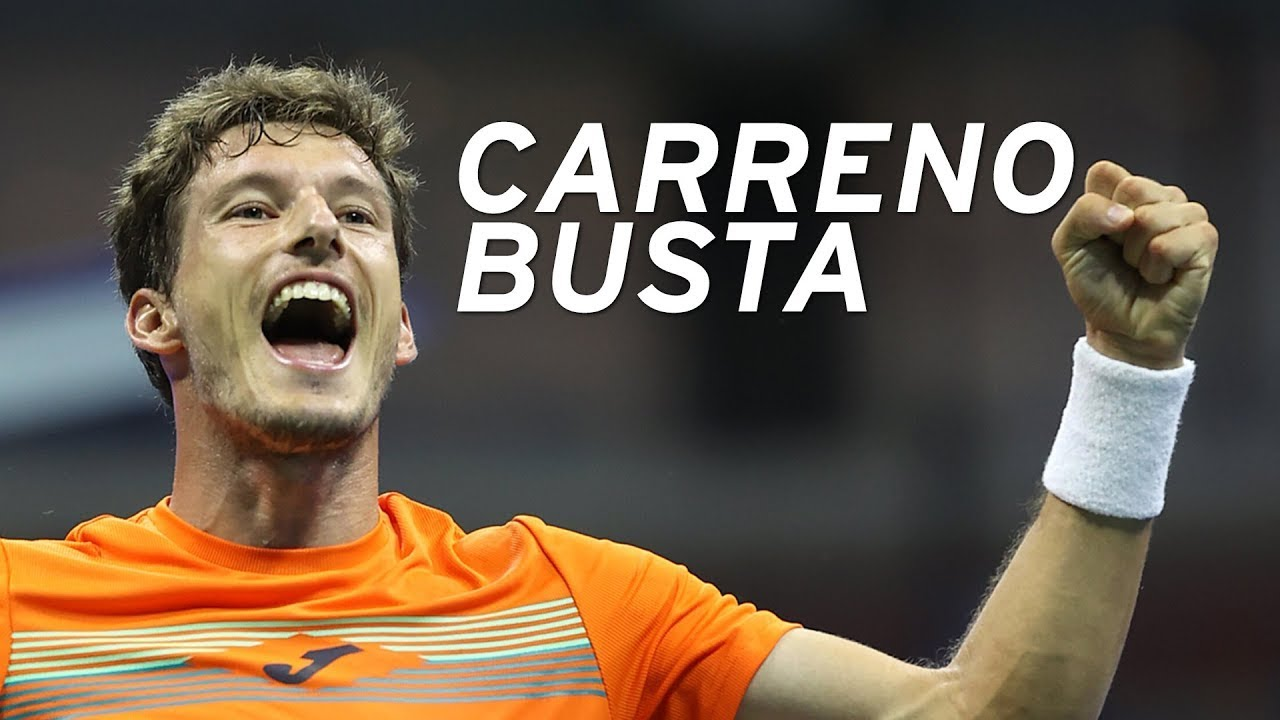 Pablo Carreno Busta | US Open 2020 In Review