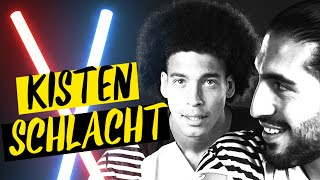 Axel Witsel vs. Emre Can: What's in the box?