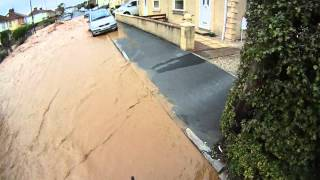 Flood in Kingswood Bristol