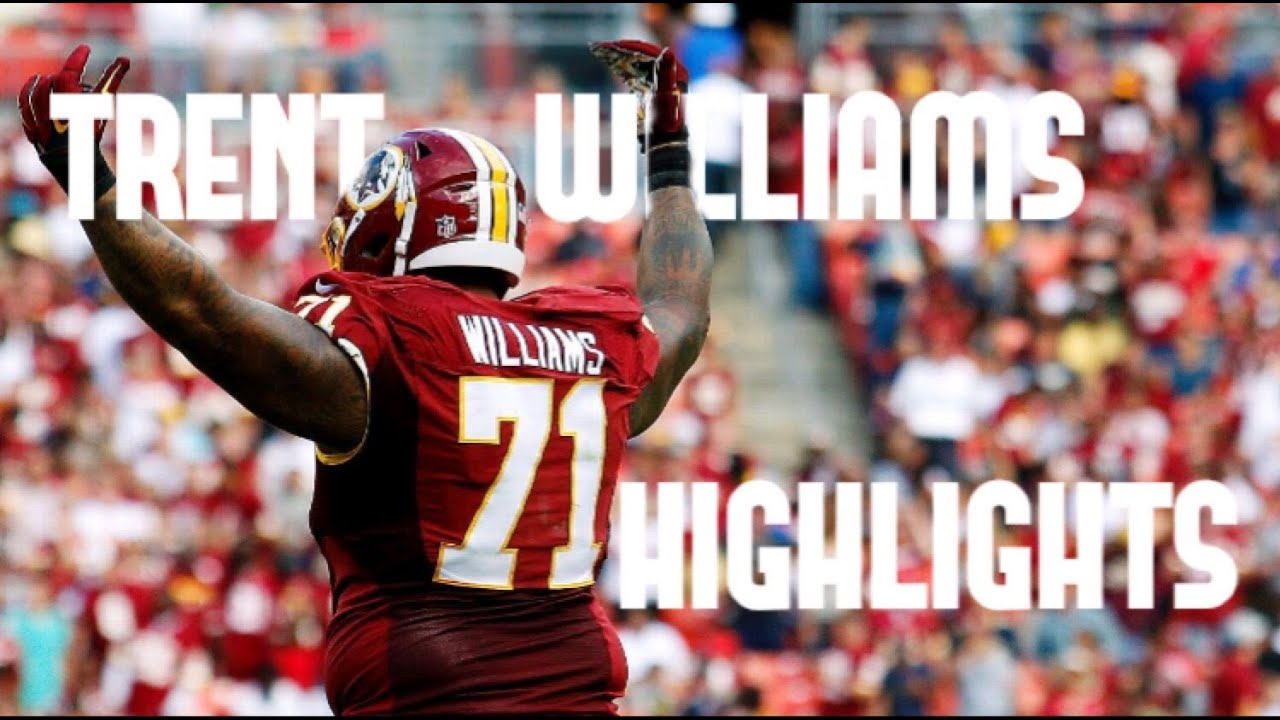 Trent Williams Highlights ||