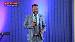 Presence Tv Channel ( Preaching Time ) July 1,2017 With Prophet Suraphel Demissie