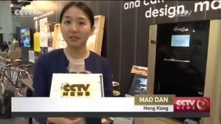 CCTV Interview On XYZ Food Printer