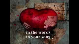 WHO BROKE YOUR HEART AND MADE YOU WRITE THAT SONG - Claudine Longet (Lyrics)