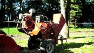 Homemade Wood Chipper  (featured In Farm Show Magazine)