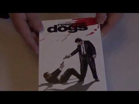 Reservoir Dogs special edition unboxing