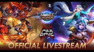 Mobile Legends GL Ranked! National USA vs Canada official Livestream tonight!