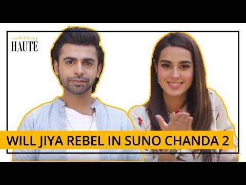 Iqra Aziz And Farhan Saeed | What Will Happen In Suno Chanda 2 | HauteLight | Something Haute