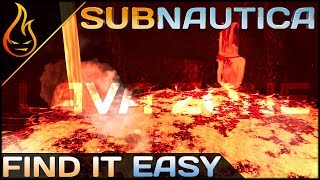 Download lagu How To Find The Entrance to The Lost RiverInactive Lava Zone Easy 5 Min Subnautica MP3