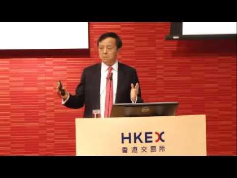 HKEX CEO Charles Li Unveils Details of Shenzhen Connect