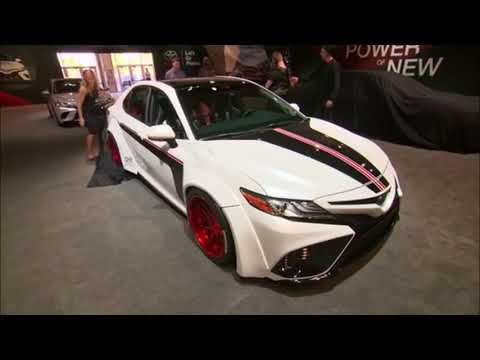 Toyota SEMA 2017 Press Conference