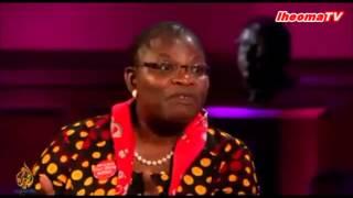 Obiageli Ezekwesili Disgraced And Exposed On Aljazeera TV