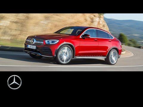 Mercedes-Benz GLC Coupé (2019): World Premiere   Trailer