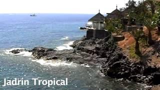 Пляжи на юге Тенерифе  Tenerife   Канарские острова(, 2013-01-12T20:35:35.000Z)