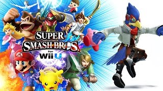 Corneria (Brawl) - Super Smash Bros. Wii U