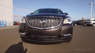 Unboxing 2017 Buick Enclave - The First Popular Buick In Years