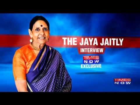 In Conversation With Jaya Jaitly | EXCLUSIVE Interview