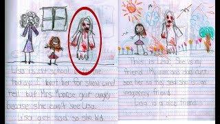 Küçük Kızın Korkunç Günlüğü | Lisa'nin Hikayesi