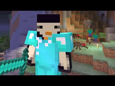 Minecraft Xbox: Mob Hunter [328]