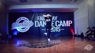 Lyle Beniga | Man of the Year | Fair Play Dance  Camp 2015 Winter