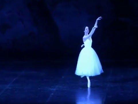 Giselle Act II - Lunkina & Kobborg 2008