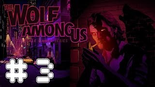 The Wolf Among Us - Episode 1: Faith - Game Walkthrough Part 3 - Suspect - (Xbox360/PS3) [HD]