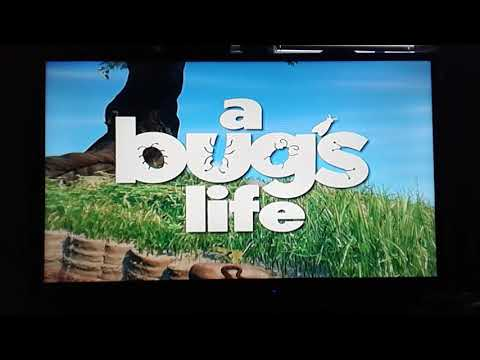 A Bug's Life Opening - Sound Effects Only