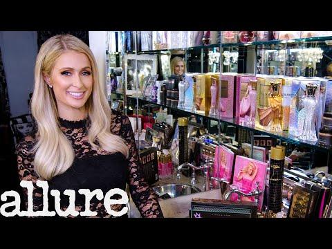 Paris Hilton's Extravagant Closet Tour   Beauty Spaces   Allure