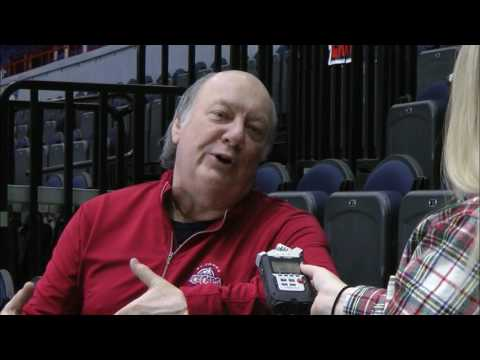 Interview with St. John's IceCaps Broadcaster Brian Rogers